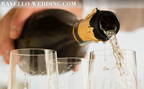 Ravello Wedding Planner | Food and beverage